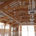 鳥取県立高等特別支援学校教室棟